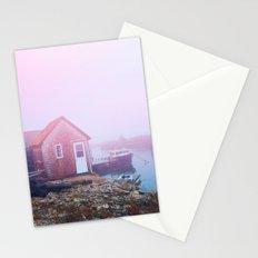 Coastal Fog Stationery Cards