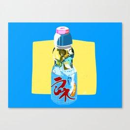 Ramune (ラムネ) Canvas Print