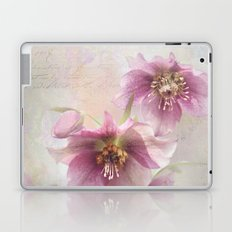 hellabores with typography Laptop & iPad Skin