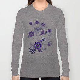 Geo-Tastic Long Sleeve T-shirt