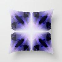 spiritual Throw Pillows featuring Spiritual Wisdom.... by Cherie DeBevoise