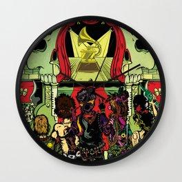 27 Club | Dead Rock Stars Wall Clock