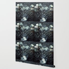 Magnets & Washers Wallpaper