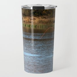 Gone Fishing 2 Travel Mug
