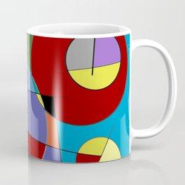 Abstract #40 Coffee Mug