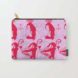 French Cabaret Carry-All Pouch