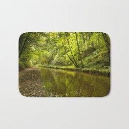 Llangollen Canal, Chirk Bath Mat