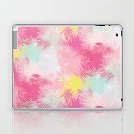 Blurred Blend - Pink Laptop & iPad Skin
