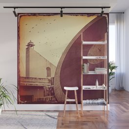 By Eternal Time Wall Mural