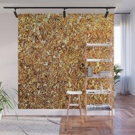 Golden Unicorn Wall Mural