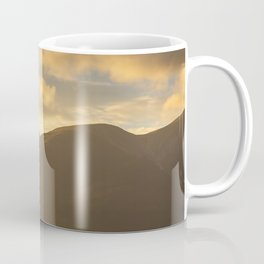 Sheep grazing in the Lake District, England Coffee Mug