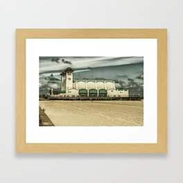 Great Yarmouth Wellington Pier Framed Art Print