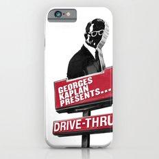 Georges Kaplan Presents... 'Drive-Thru' - Single artwork iPhone 6s Slim Case