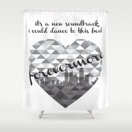 Welcome to New York Shower Curtain