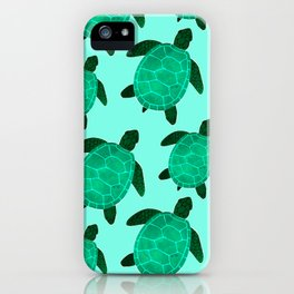 Turtle Totem iPhone Case