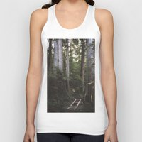 giants Tank Tops featuring Among Giants by Frances Dierken