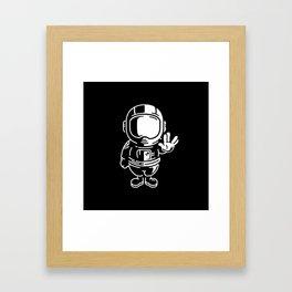 Billionaire Boy Framed Art Print