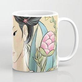 Minhwa: Korean Beauty Coffee Mug