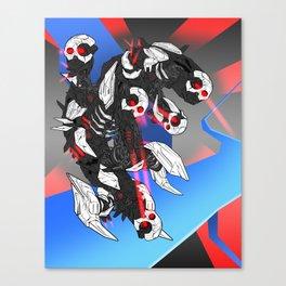 ULTRACRASH 3 Canvas Print