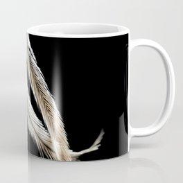 Ostrich Feathers Coffee Mug