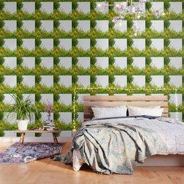 Happy Flowers Wallpaper
