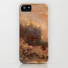 Idaho Gem Stone 34 iPhone Case