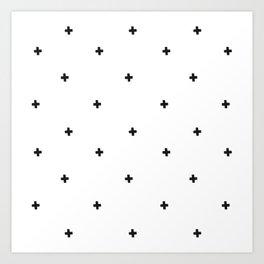 Cross I Art Print