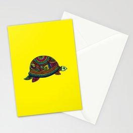 Rainbow Turtle Stationery Cards