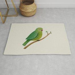 Cute Parrot Rug