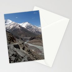 Chandra River Lahaul Valley Stationery Cards