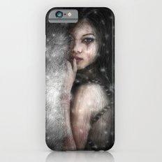 She Waits iPhone 6s Slim Case