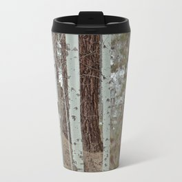 A Walk Through The Aspen Travel Mug