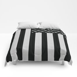 Plated Flag Comforters