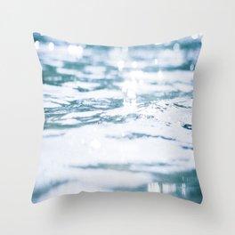 Lake Sonoma Throw Pillow
