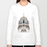 portugal Long Sleeve T-shirts featuring  Jeronimos Monastery, Lisbon, Portugal  by Philippe Gerber