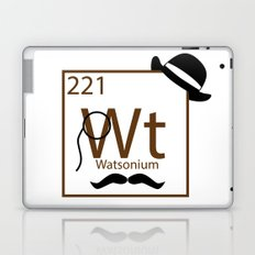 My Dear Watson is Elementary Laptop & iPad Skin