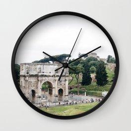 rome, iv Wall Clock