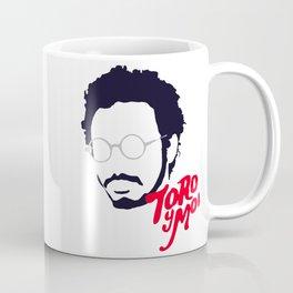 Toro Y Moi - Minimalistic Print Coffee Mug