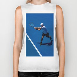 Tennis player Biker Tank