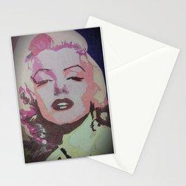 Marilyn Pop Stationery Cards