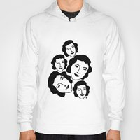 women Hoodies featuring Women by Emmanuelle Ly