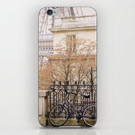 la bicyclette iPhone Skin
