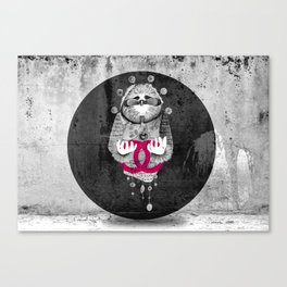 Inuit spirit Canvas Print