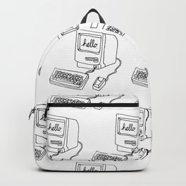 What would Steve say? Backpack