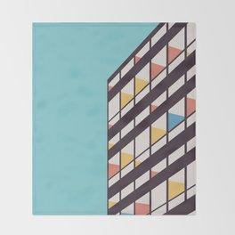 Le Corbusier Throw Blanket