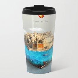 Valletta Metal Travel Mug