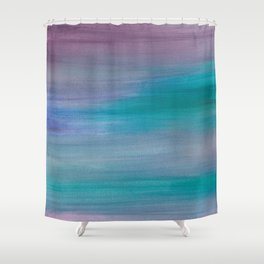 Ocean Mermaid Series 1 Shower Curtain