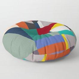 NAMELESS WOMAN Floor Pillow