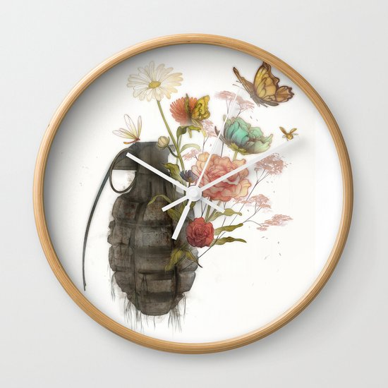 Containability to Sustainability  Wall Clock