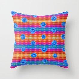 Kayla's Pattern Throw Pillow